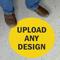 Custom Circle SlipSafe™ Floor Sign