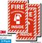Fire Extinguisher Inside Label Set