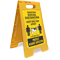Maintain Social Distancing Keep One Cow Apart FloorBoss Sign