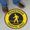Pedestrian Traffic Only