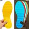 12 Inch Reflective Floor Marking Footprints